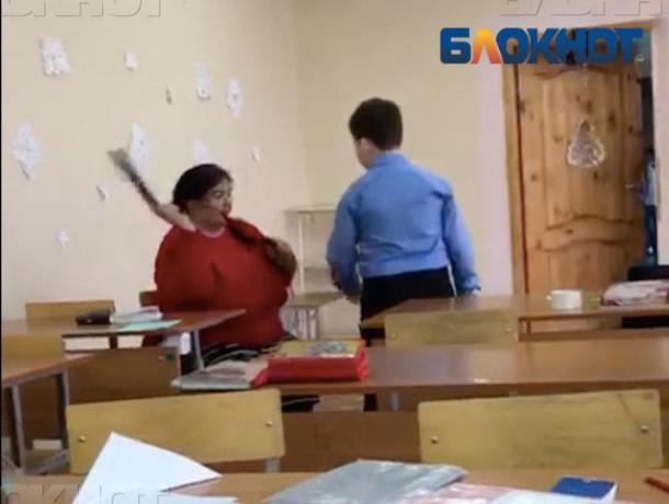 Учительница волжской школы № 32 избила пятиклассника его же ремнем