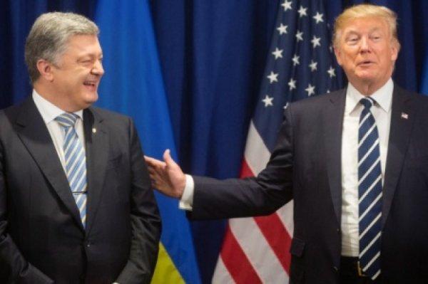 Игорь Лесев: вместо второго срока Трамп готовит Порошенко «вольер для барыг»