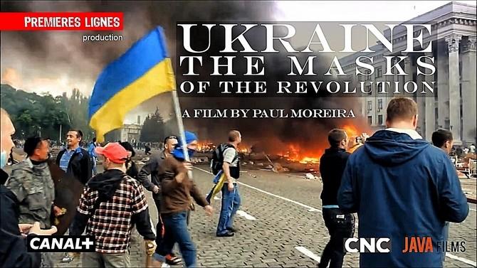Русский перевод французского фильма, разоблачающего Евромайдан