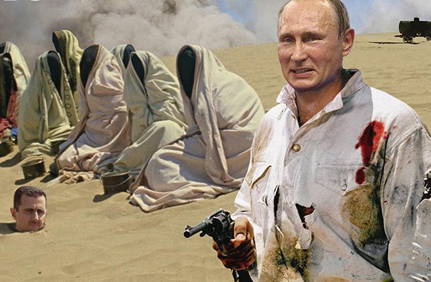 Как Советская Россия победила ИГИЛ