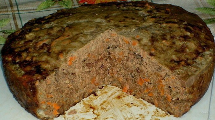 Печеночный пирог: идеальный рецепт