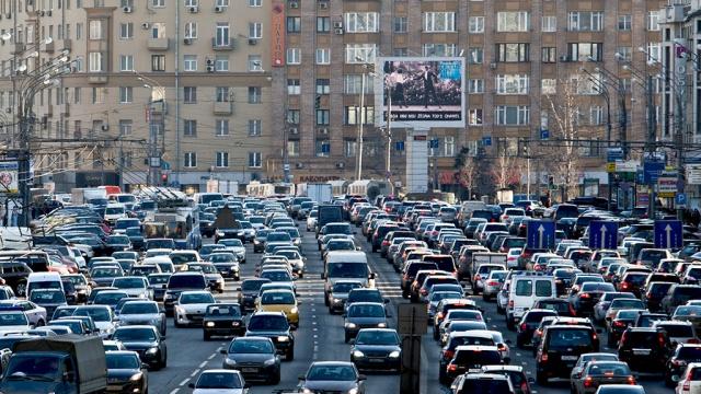 В центре Москвы изменят схему движения