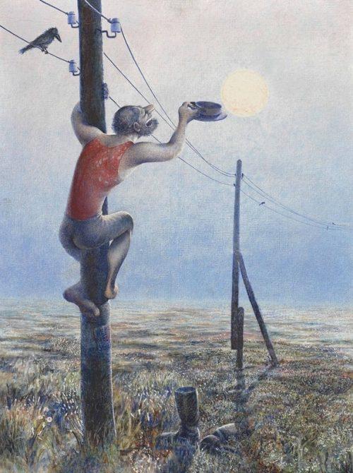художник Василий Ситников картины - 19