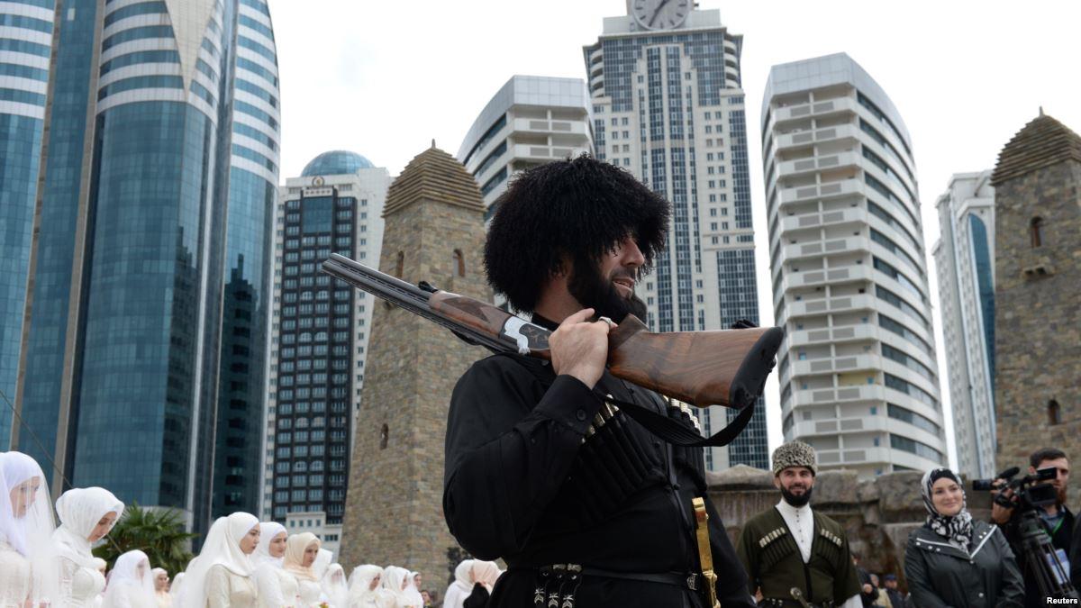 Чечне списали долг за газ. А как иначе?
