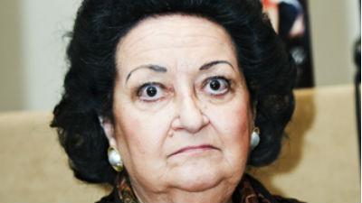 Монсеррат Кабалье удалось из…