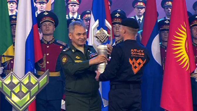 Шойгу объяснил роль России в качестве страны-хозяйки АрМИ