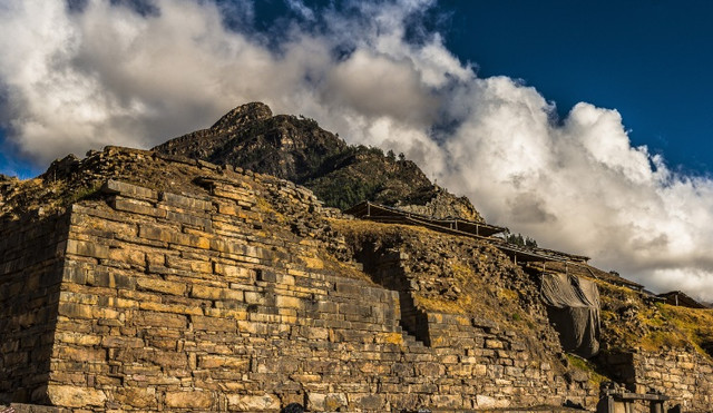 Индейцы Перу создали «парового робота» 3 тысячи лет назад?