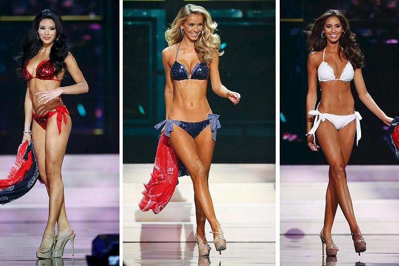 """Конкурс красоты """"Мисс США 2015"""""""