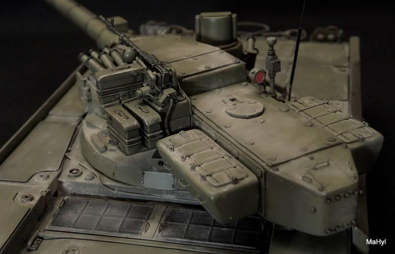 Как создавался последний советский танк «Боксер»/«Молот» (объект 477). Часть 2 Вооружение, подвижность, защита