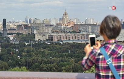 За последние годы внешний облик Москвы кардинально преобразился