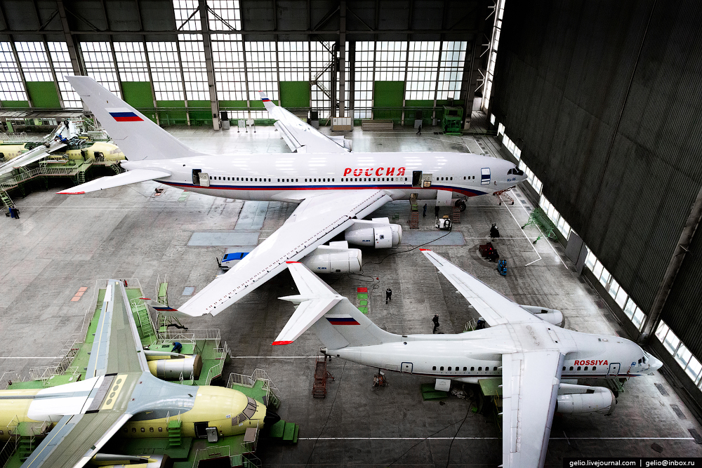 Россия прекратит производство самолетов Ан-148