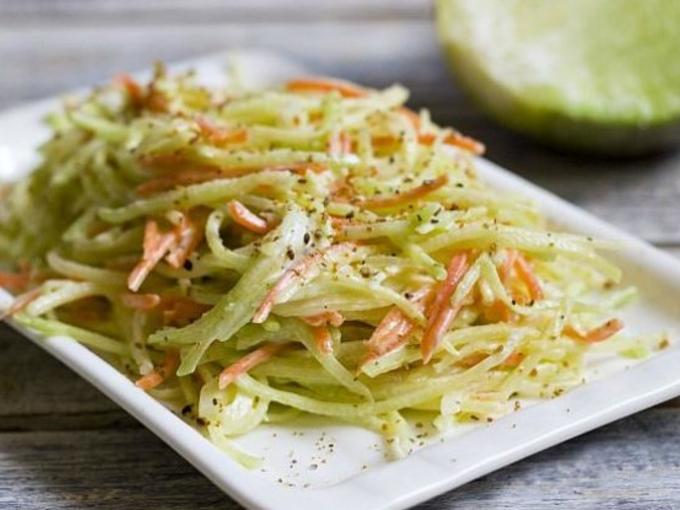 Лучший рецепт салата к картофельному пюре!