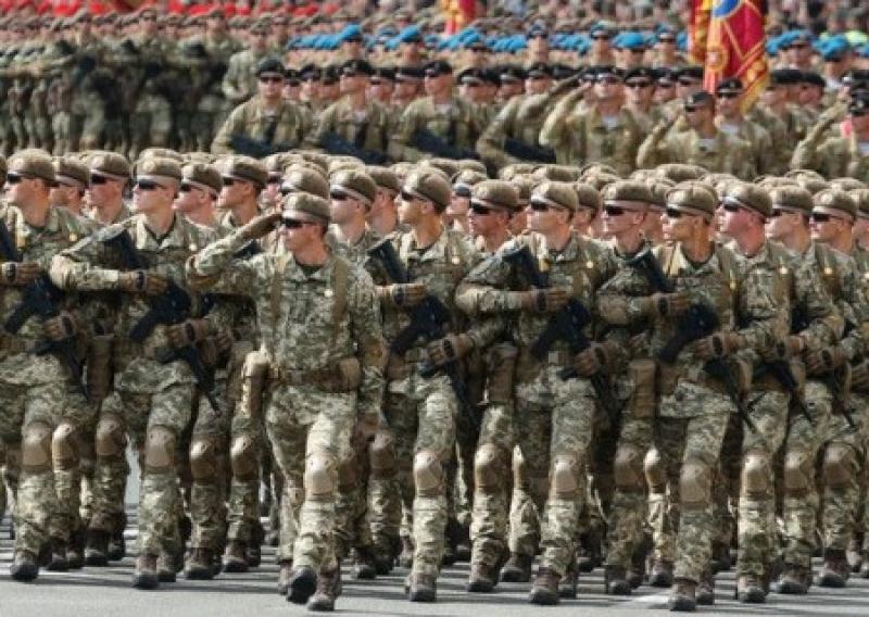 В день защитника отечества в Украине мечтали о захвате Курска и Кубани
