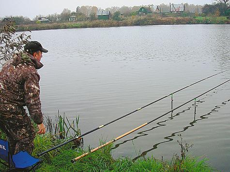 рыбалка в корне