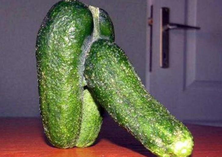 для того, овощи похож на пенис стоит где-то