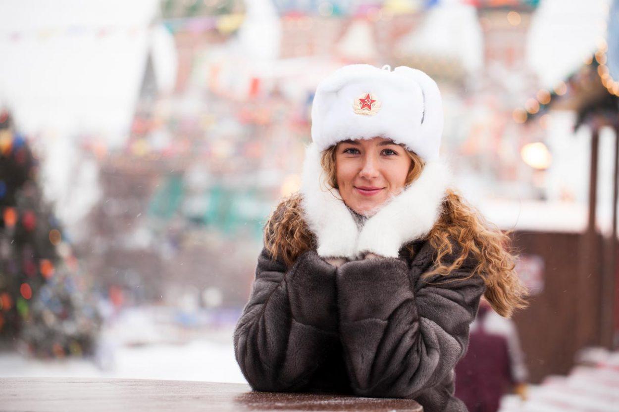 Русская зима глазами иностранцев