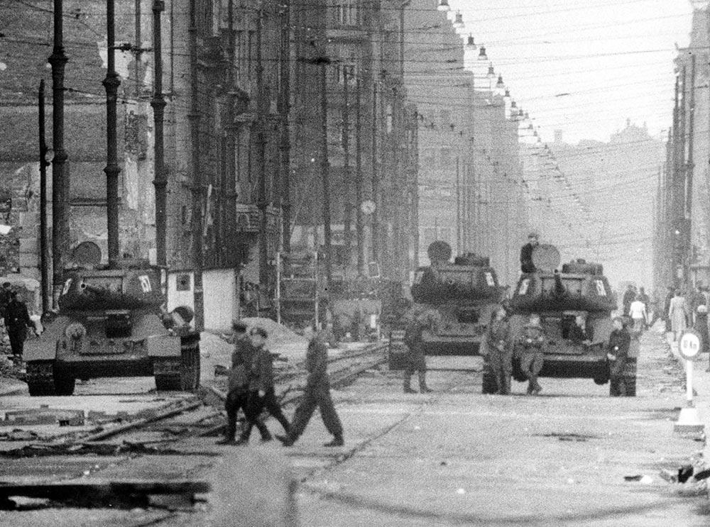 """Как немцы в 1953-ем хотели """"русского Ивана"""" домой прогнать"""