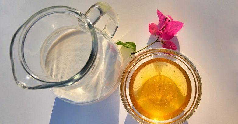 Польза молока с мёдом