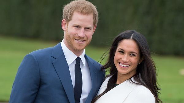 Свадьбу принца Гарри и Меган…