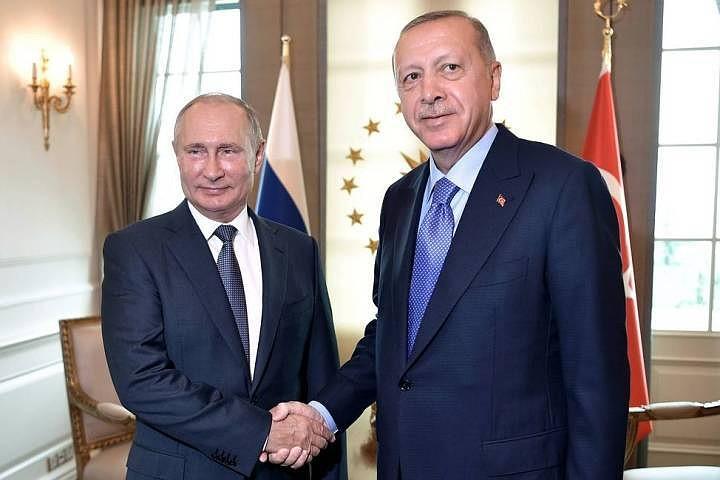 Турция договаривается с Россией о поставках новых вооружений