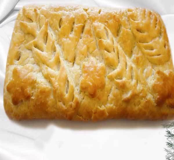 Как сделать капустник пирог
