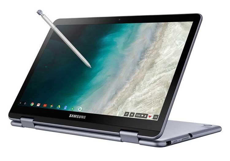 Samsung представила Chromebo…