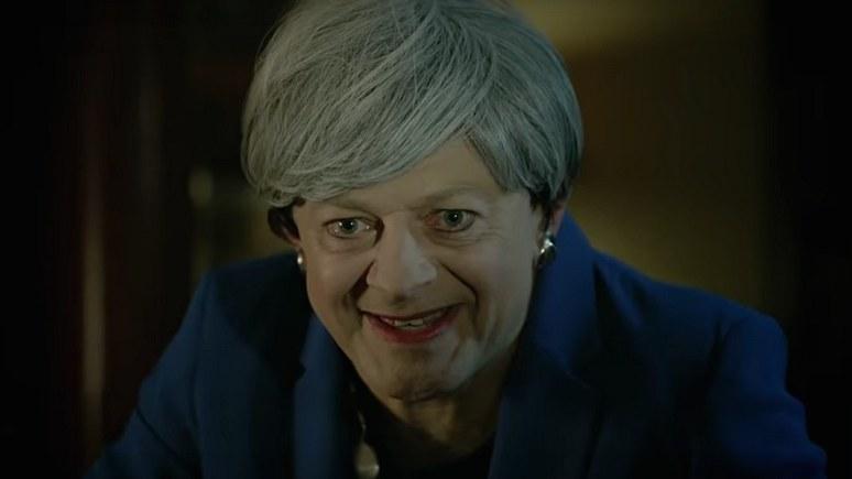 «Брексит, моя прелесть»: британский актёр показал внутреннего Голлума Терезы Мэй