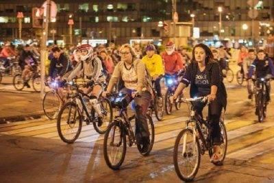 В Ульяновске из-за велосипедистов перекроют центр города