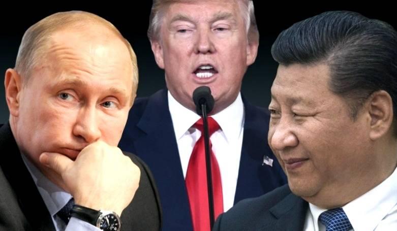 Новый передел мира: Россия становится «слабым звеном»