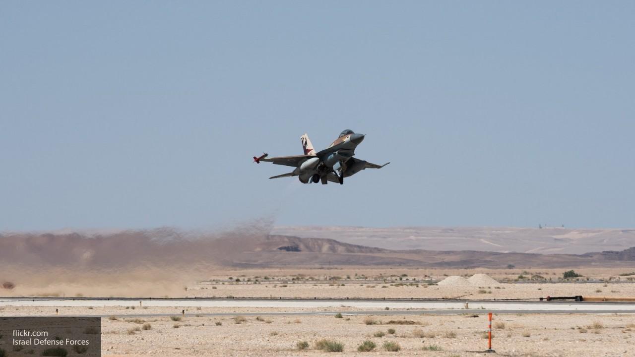 Израиль нанес ракетный удар …