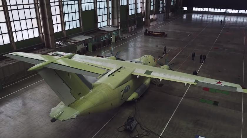 США сравнили Ил-112Б и украинский Ан-140