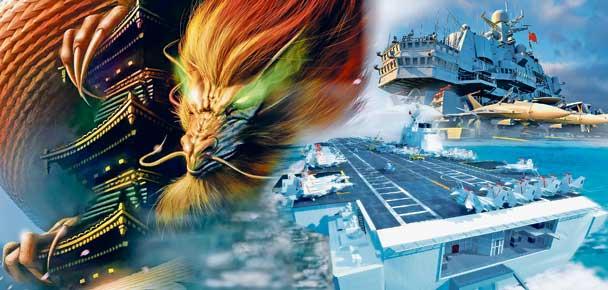 """НАТО, по ходу, """"всё""""...Россия и Китай создали военно-политический союз, превосходящий любого соперника на Земшаре."""