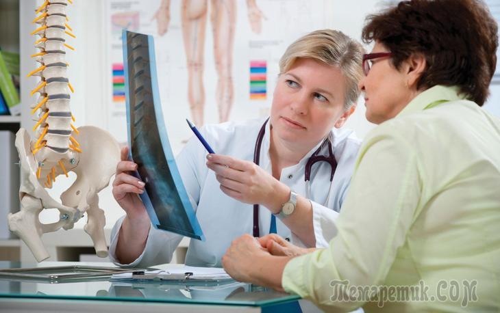 Заболевания опорно-двигательной системы: виды и лечение