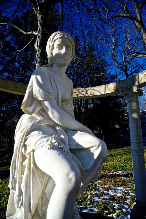 Giovanni Battista Lombardi (Italian sculptor 1823-1880) Ruth, 1864 3 (465x700, 560Kb)