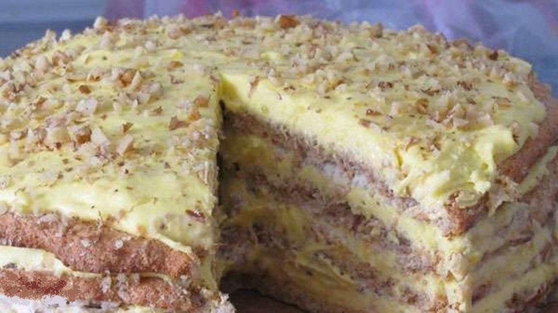 Любимый торт «Египетский».
