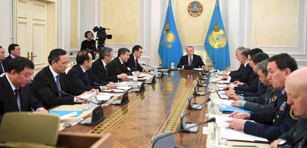 Осень в Казахстане началась с кадровых перестановок