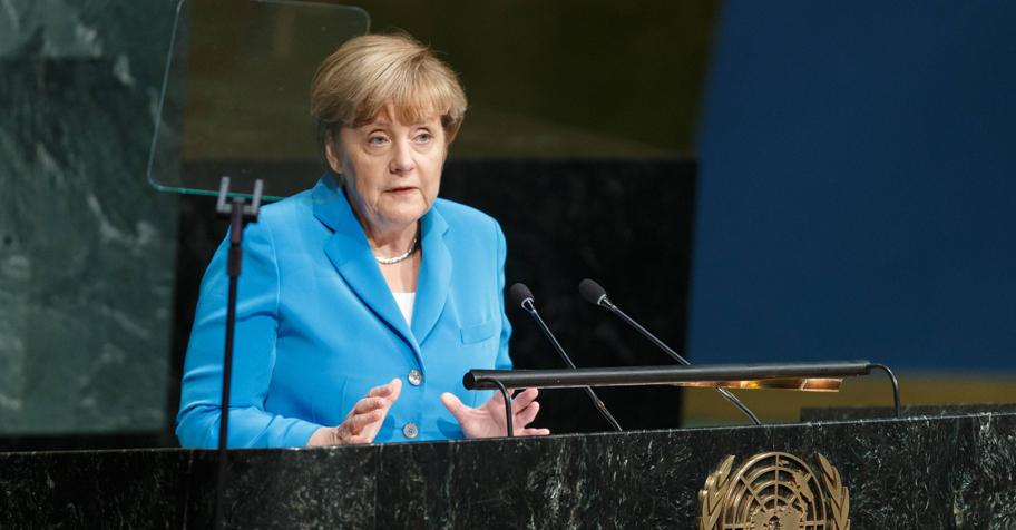 Бунт на корабле: Меркель выступила за реорганизацию Совбеза ООН
