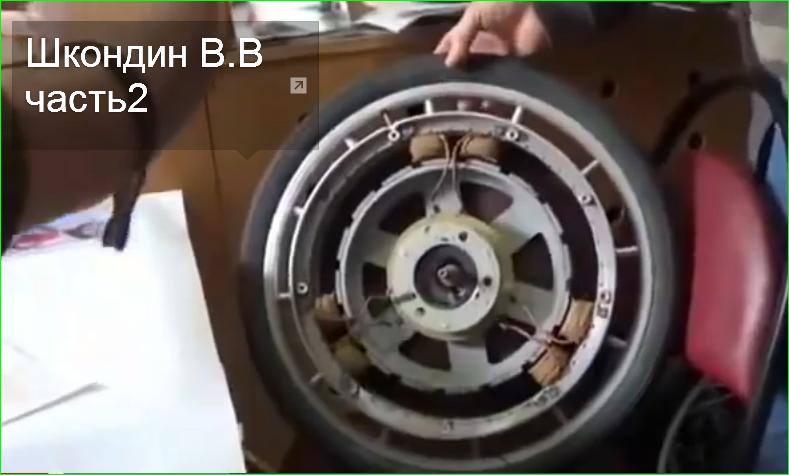 Как сделать мотор шкондина своими руками