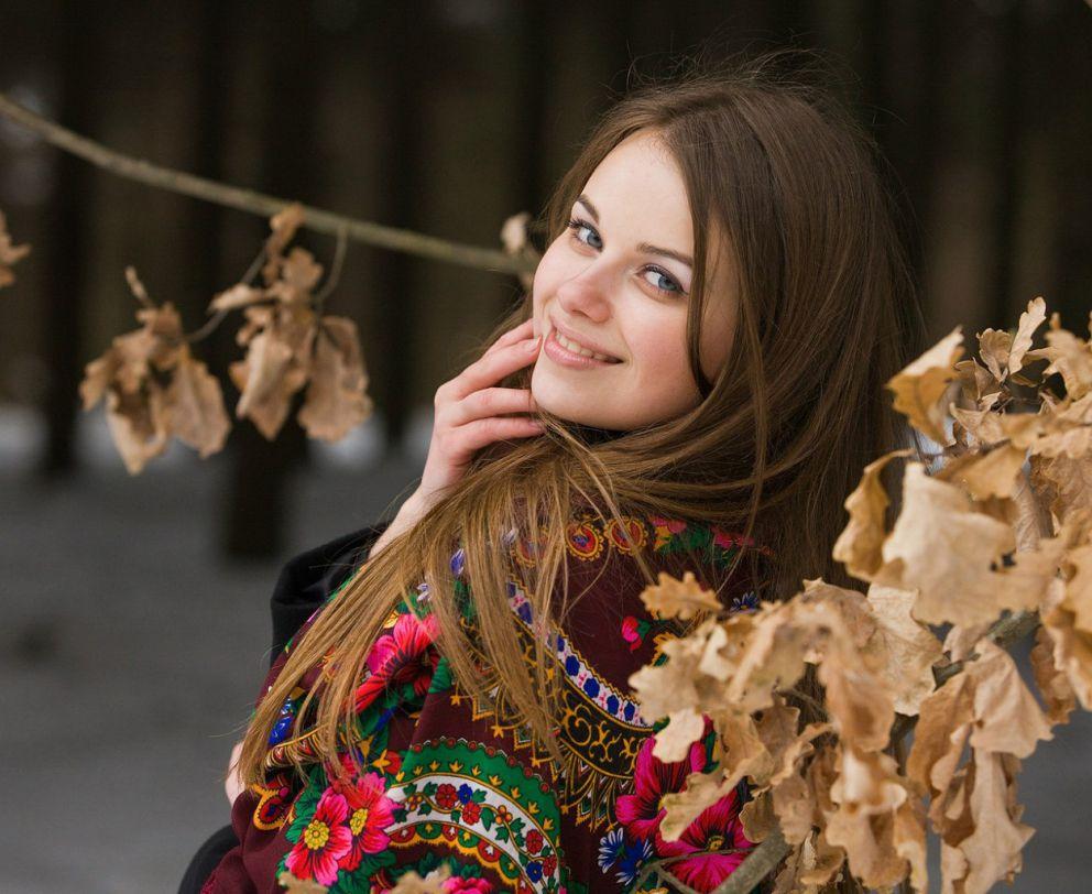 Фото русских славянских девушек