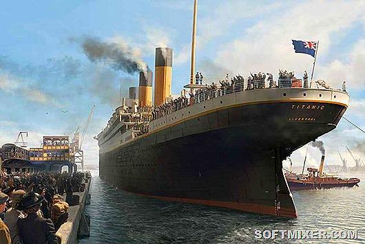 Дети пережившие катастрофу Титаника