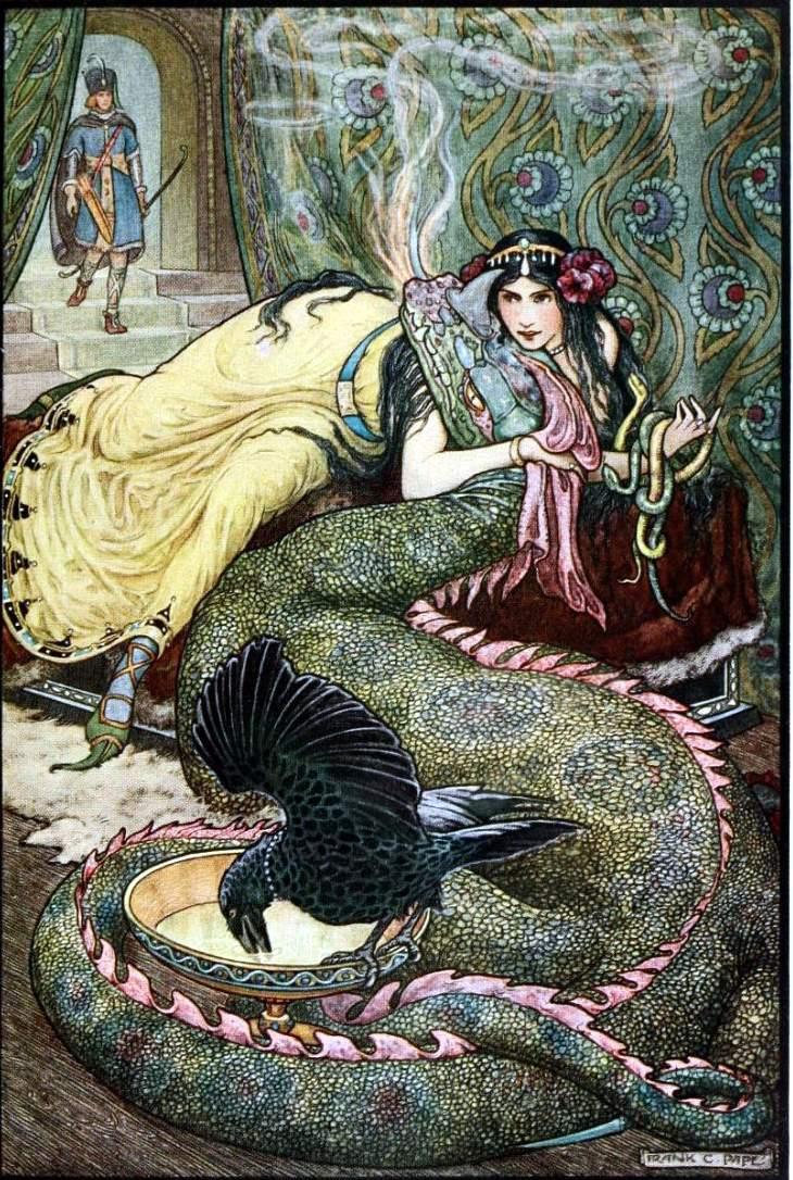 Великий Полоз или тайна мансийской анаконды (начало)