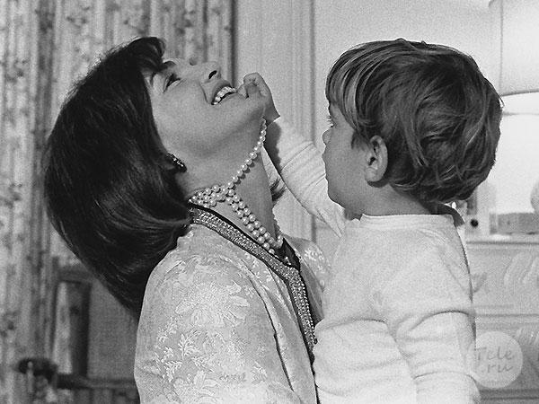 7 модных уроков от Жаклин Кеннеди