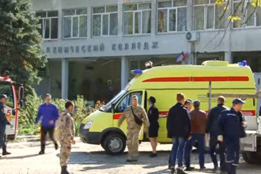 """""""Дело в общем уровне агрессии"""": о массовом убийстве в Керчи"""