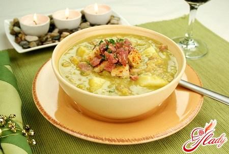 Гороховый суп – от прабабушек до наших дней