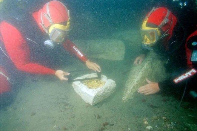 Ученые нашли на дне океана то, что разрушит все древние мифы