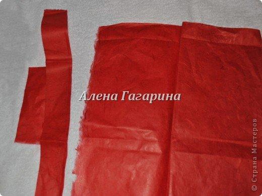 Декор предметов Мастер-класс Декупаж Тарелка Фламенко Бумага фото 9