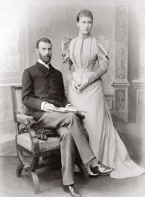 Елизавета  и Сергей