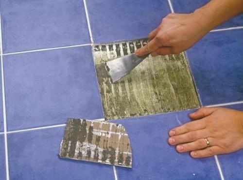 Плитка для ванной ремонт своими руками 80
