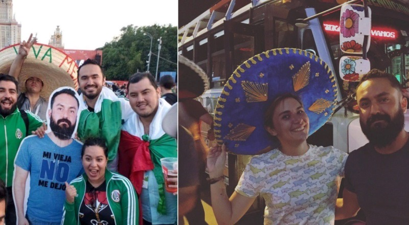 «Картонный мексиканец» все-т…