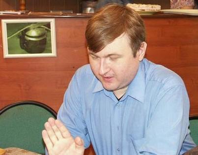 Изобретатель сибирского языка Ярослав Анатольевич Золотарёв